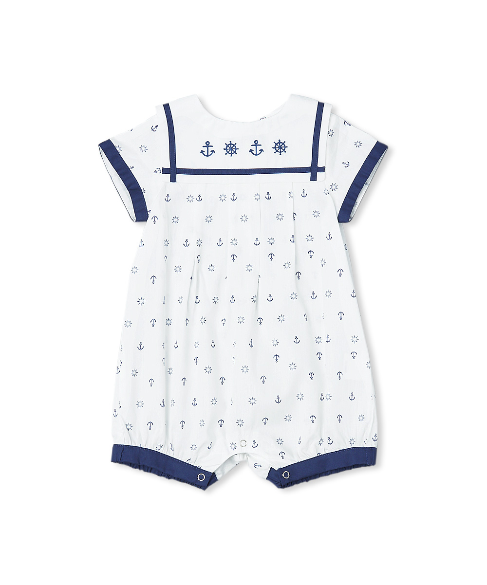 Embroidered Sailor Bubble